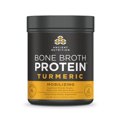 Picture of ANCIENT NUTRITION BONE BROTH PROTEIN TURMERIC 460g