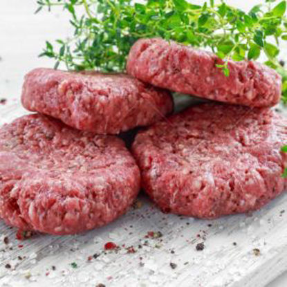 Picture of OSTRICH BURGER PATTIES 500g 4's
