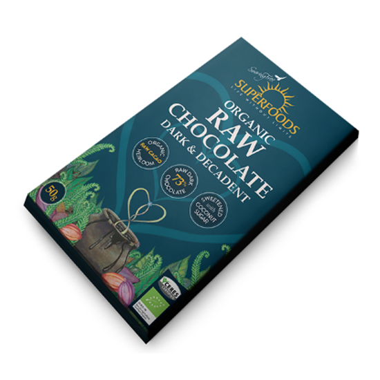 Picture of Chocolate – Dark and Decadent 50g