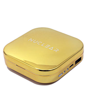 Picture of 10400mAh Mirror Power Bank - Gold