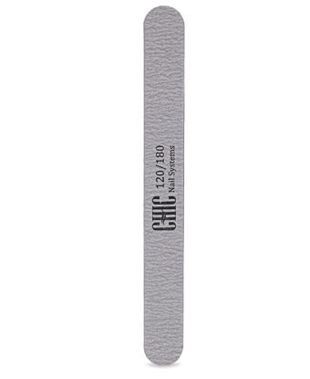 Picture of Ladies White 120/180 Grit Nail File - Accessories