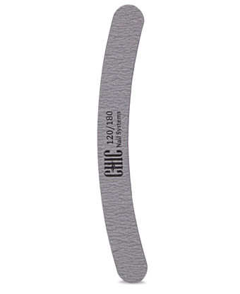 Picture of 120/180 Grit Nail File - White