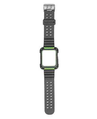 Picture of 44mm Apple Watch Band With Cover - Green
