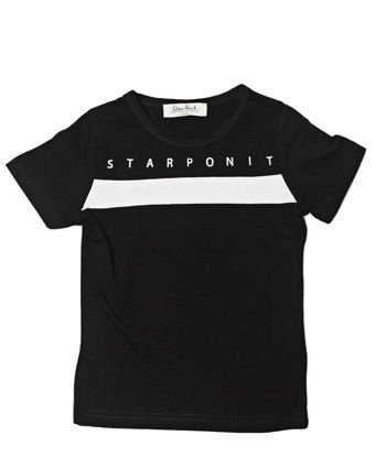 Picture of Boys Tee - Black