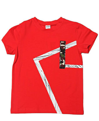 Picture of Boys Tee - Red
