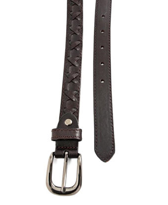 Picture of Genuine Leather Belt  - Brown