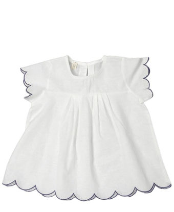 Picture of Girls Dress - White