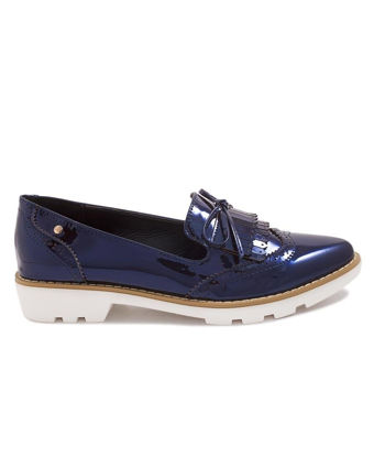 Picture of Glasgow Brogue - Navy