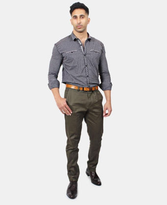 Picture of Men's Chino Pants - Olive