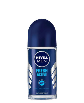 Picture of Men's Fresh Active Roll On 50ml - White
