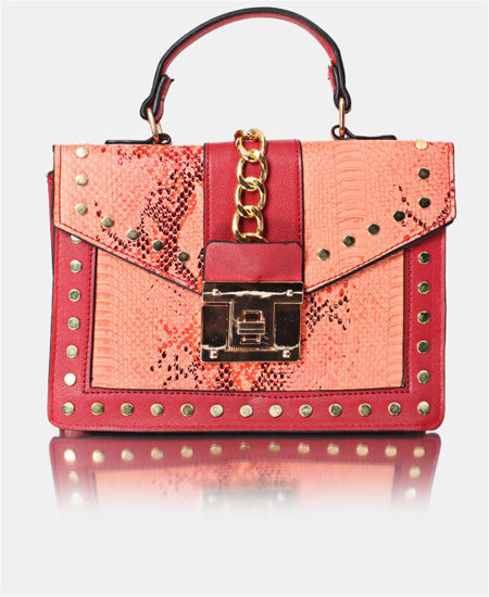 Picture of Mini Tote Bag - Red