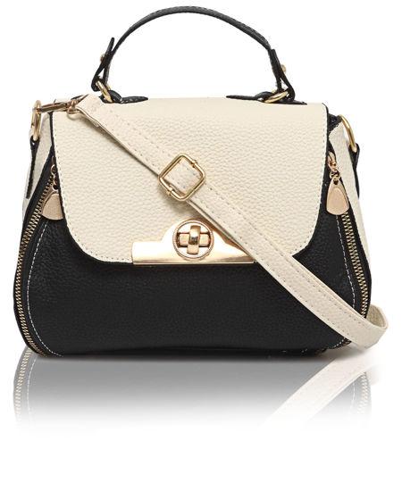 Picture of Mini Tote Bag - White