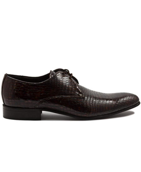 Picture of Saddle Shoe - Brown