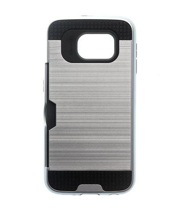 Picture of Samsung S6 Cover - Silver