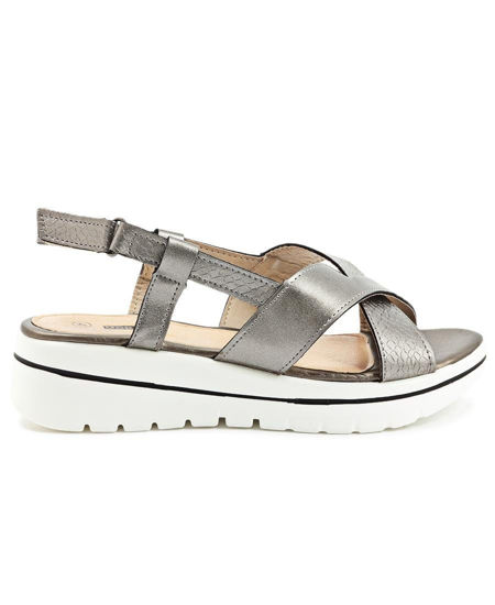 Picture of Sandals - Pewter