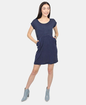 Picture of Shirt Dress - Navy