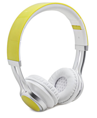 Picture of Stereo Headphones - Yellow