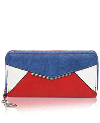 Picture of Zip Around Wallet - Red