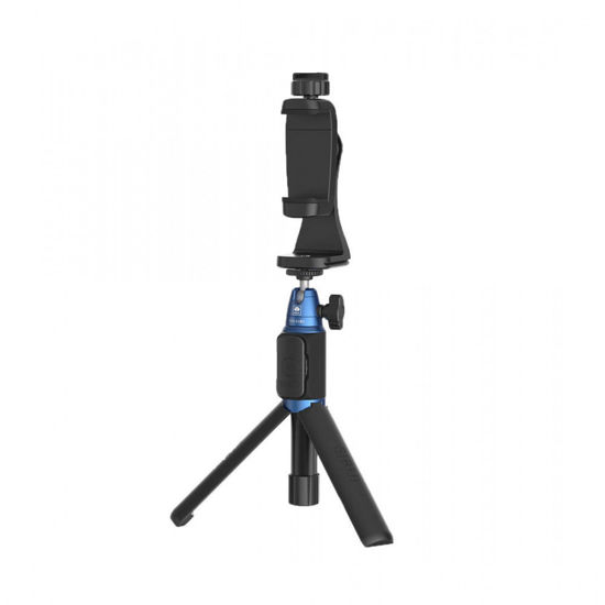 Picture of SIRUI ALUMINIUN TABLE TOP TRIPOD + POCKET STABILISER FOR IPHONE