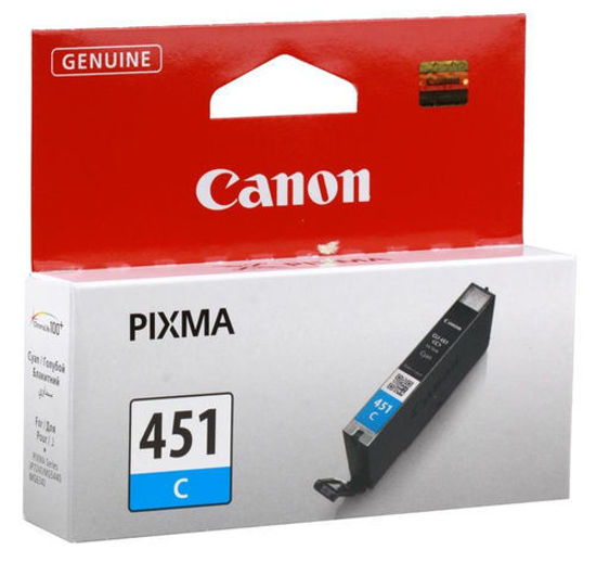 Picture of Canon Ink Cyan Cli451 C