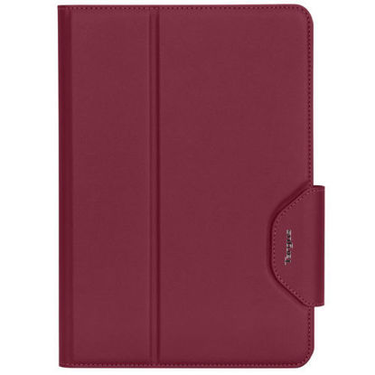 Picture of Targus - VersaVu case (magnetic) for iPad (7th Gen) 10.2-inch iPad Air 10.5-inch and iPad Pro 10.5-inch Burgandy
