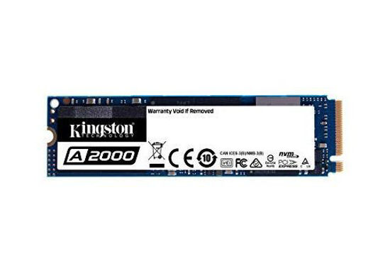 Picture of Kingston 500G A2000 M.2 2280 NVMe