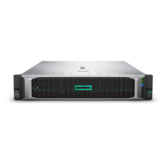Picture of HP ProLiant DL380 Gen10 4210 2.2GHz 10-core 1P 32GB-R (1x 32GB 8 SFF Chassis (upgradeable to 24 SFF front + 6SFF rear) SFF 500W PS Server
