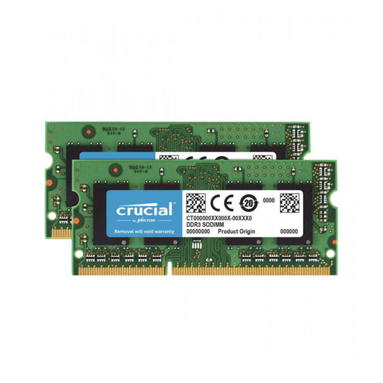 Picture of CRUCIAL 16GB KIT (2X8GB) 2400MHZ DDR4 SO-DIMM for 2017 iMac