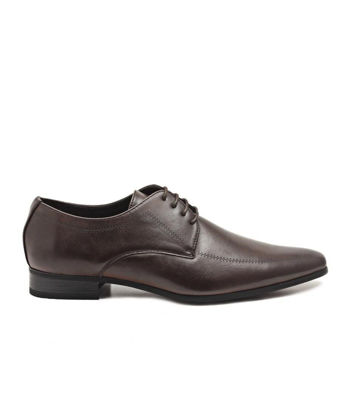 Picture of Lace Up Shoe - Brown
