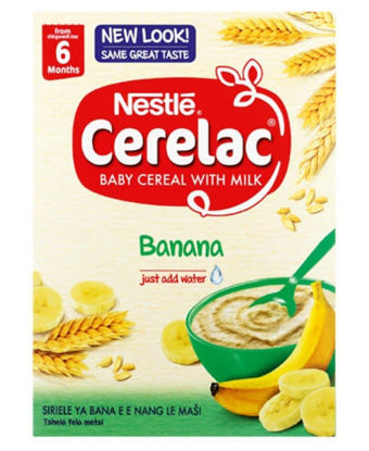 Picture of Nestum 1 First Cereal 250g - Yellow
