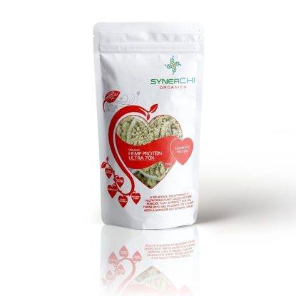 Picture of SYNERCHI HEMP PROTEIN 70% (CERTIFIED ORGANIC)