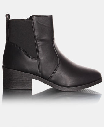 Picture of Ankle Boots - Black