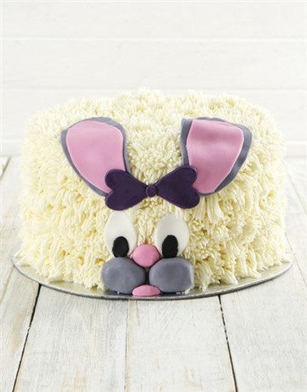 Picture of Red Velvet Bunny Cake